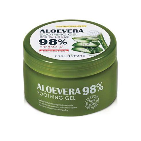 98%大容量芦荟胶