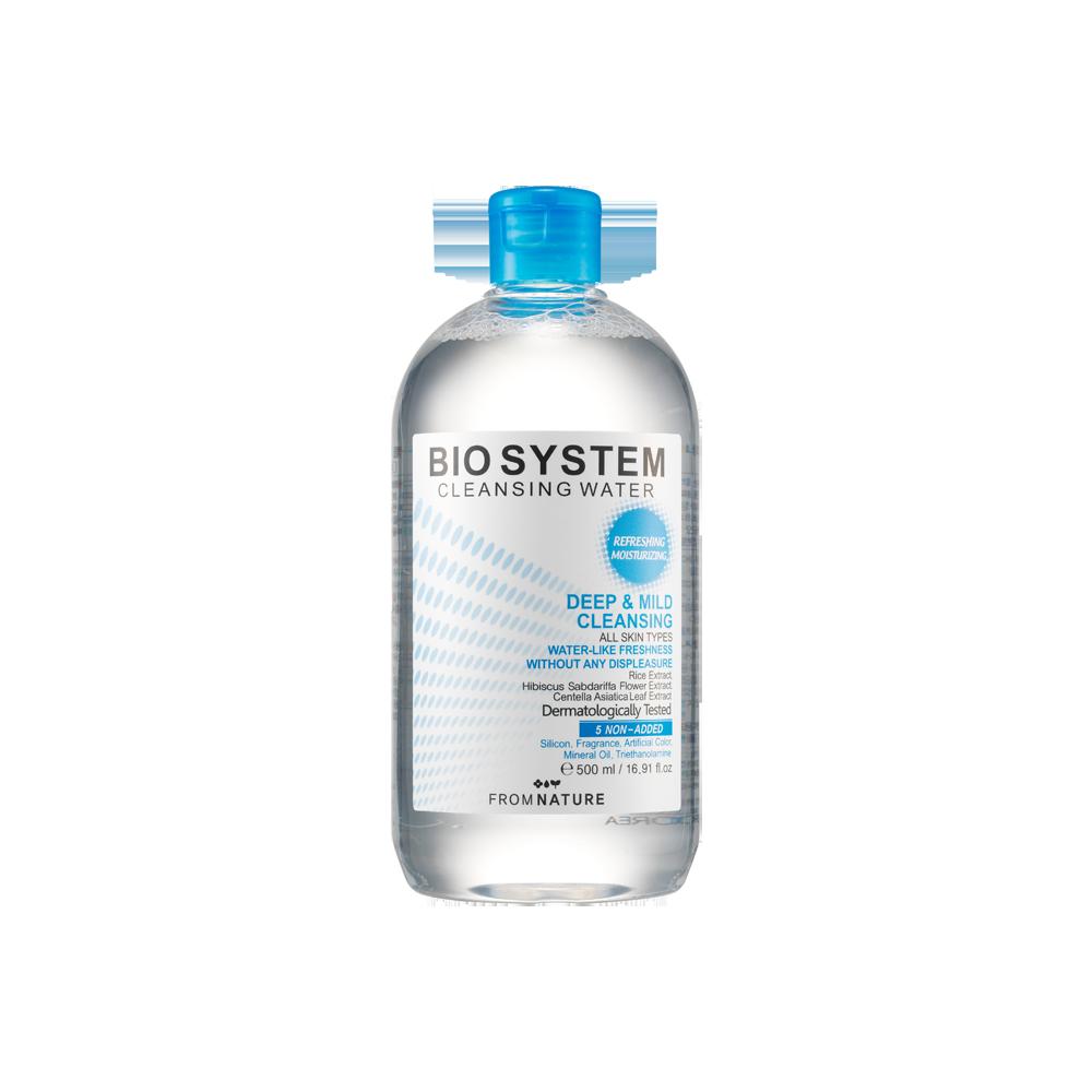 Bio System 高效卸妆水 500ml